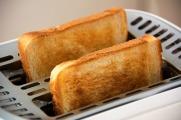 Toast Slices Of Toast Toaster Eat White Bread Food