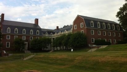 Colby_College_Foss_Woodman_Hall